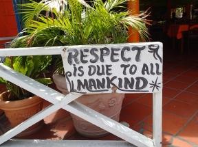 Respect - Bequia