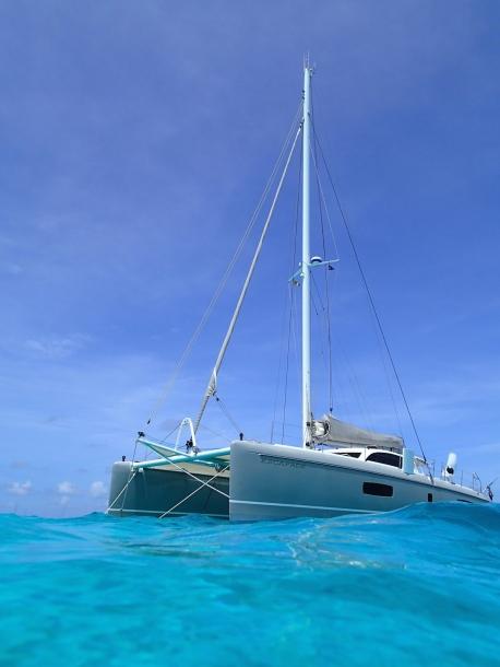 Escapade - Tobago Cays