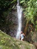 Honeymoon Falls - Grenada