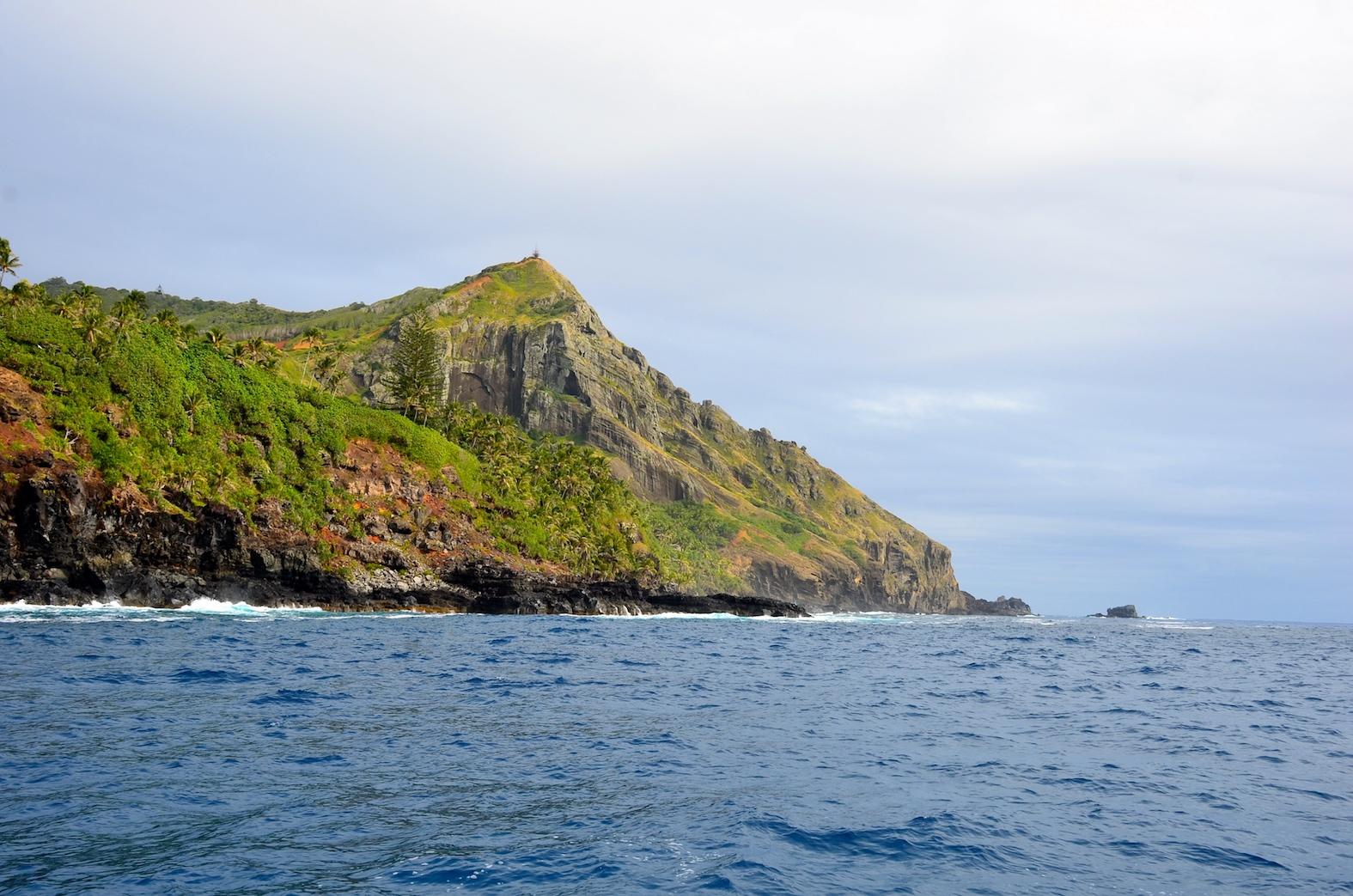 Pitcairn Island Escapade Sailing